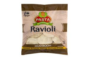 New York Pasta Authority Ravioli Mushroom