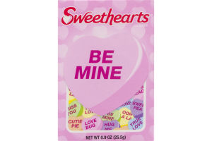 Sweethearts Be Mine Candies