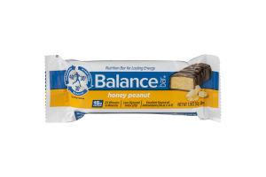 Balance Bar Nutrition Bar Honey Peanut