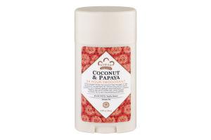 Nubian Heritage 24 Hour Deodorant Coconut & Papaya