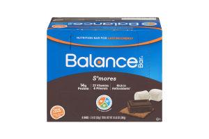 Balance Bar S'mores - 6 CT