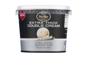 The Brooklyn Creamery Company Extra Thick Double Cream