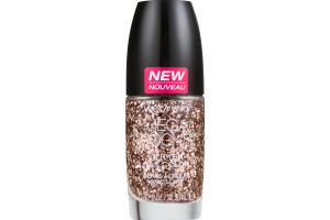 Wet n Wild Mega Rocks Glitter Nail Color 494B Waiting for My Solo