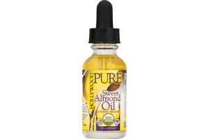 Hollywood Beauty Pure Sweet Almond Oil