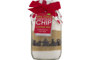 Sisters Gourmet Mrs. Claus Chocolate Chip Cookie Mix