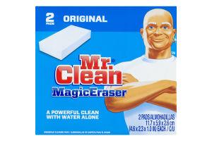 Mr. Clean Magic Eraser Pads - 2 CT