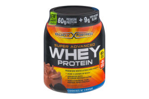 Body Fortress Super Advanced Whey Protein 60g Cookies N' Creme