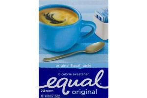 Equal 0 Calorie Sweetener Original - 250 CT