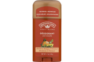 Nature's Gate Fruit Deodorant Manadarin Orange & Patchouli