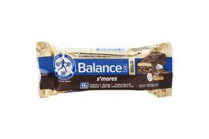 Balance Bar Gold S'mores