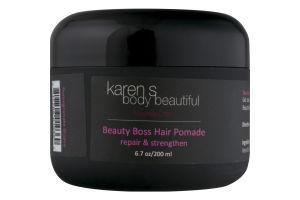 Karen's Body Beautiful Beauty Boss Hair Pomade