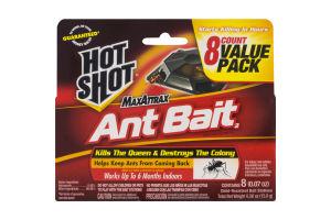 Hot Shot MaxAttrax Ant Bait - 8 CT