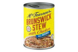 Mrs. Fearnow's Brunswick Stew With Chicken