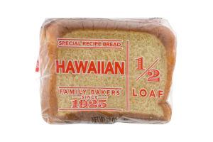 Lewis Special Recipe Bread Hawaiian 1/2 Loaf
