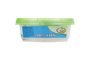 Golden Taste Tidbits Herring