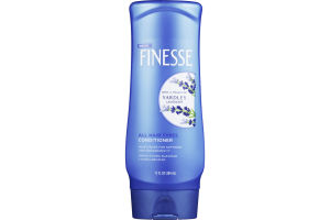 Finesse Conditioner All Hair Types With A Touch Of Yardley Lavender