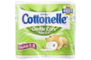 Kleenex Cottonelle Toliet Paper Gentle Care - 4 CT