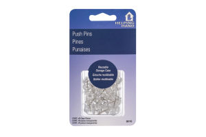 Helping Hand Push Pins - 40 CT