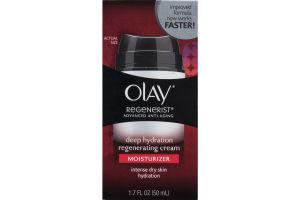 Olay Regenerist Deep Hydrating Cream Moisturizer