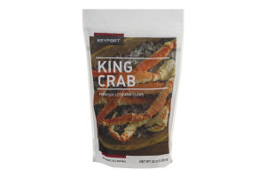 Keyport King Crab Premium Legs And Claws