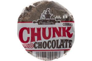 Peggy Lawton Chunk Chocolate Cookies