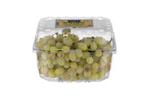 Sunview Organic Green Seedless Table Grapes