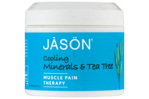 Jason Cooling Mineral & Tea Tree Muscle Pain Therapy