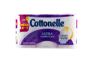 Cottonelle Ultra Comfort Care Toilet Paper Mega Rolls - 6 CT