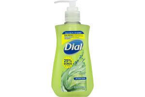 Dial Antibacterial Hand Soap Aloe