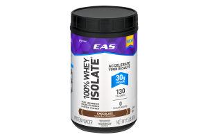 EAS 100% Whey Isolate Chocolate