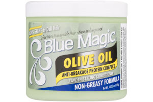 Blue Magic Leave-In Styling Conditioner Anti-Breakage Protein Complex