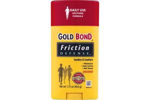 Gold Bond Friction Defense Unscented