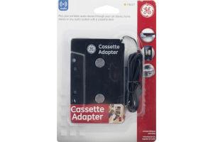 GE Cassette Adapter