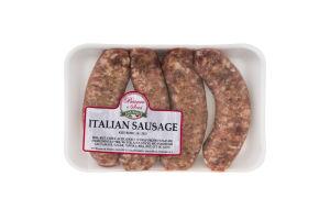 Bianco & Sons Italian Sausage Sweet - 4 CT