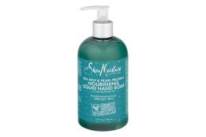 Shea Moisture Sea Kelp & Pearl Protein Nourishing Liquid Hand Soap