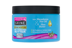 Smooth'n Shine Intense Moisture Coil Hydrating Butter