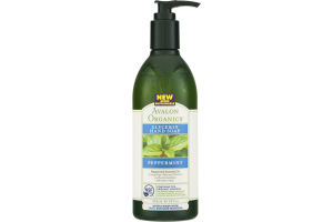 Avalon Organics Glycerin Hand Soap Peppermint