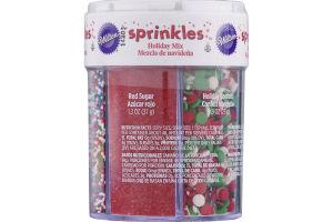 Wilton Sprinkles Holiday Mix