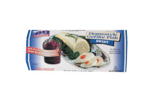 A&B Famous Homestyle Gefilte Fish Sweet