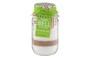Jingle Bell Brownies Brownie Mix by SistersGourmet