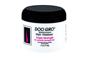 DOO GRO Medicated Triple Strength Hair Vitalizer