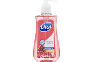 Dial Pomeganate & Tangerine Antibacterial Hand Soap with Moisturizer