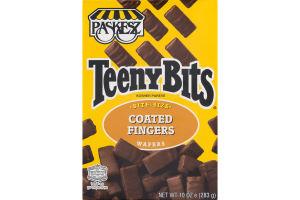 Paskesz Teeny Bits Bite-Size Coated Fingers Wafers