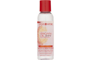 Creme Of Nature Argan Oil From Morocco Heat Defense Smooth & Shine Polisher