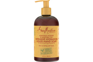 Shea Moisture Manuka Honey & Mafura Oil Intensive Hydration Liquid Hand Soap