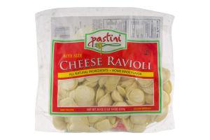 Pastini Bite Size Cheese Ravioli