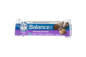 Balance Bar Nutrition Bar Almond Brownie