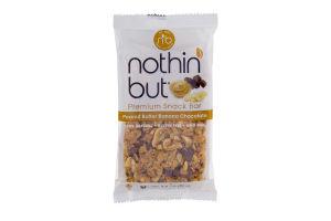 Nothin' But Premium Snack Bar Peanut Butter Banana Chocolate