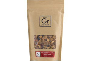 Granola Lab Granola Cranberry Cashew Compound