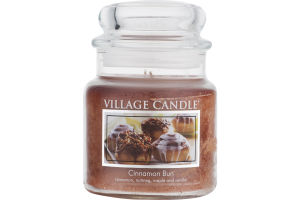 Village Candle Cinnamon Bun